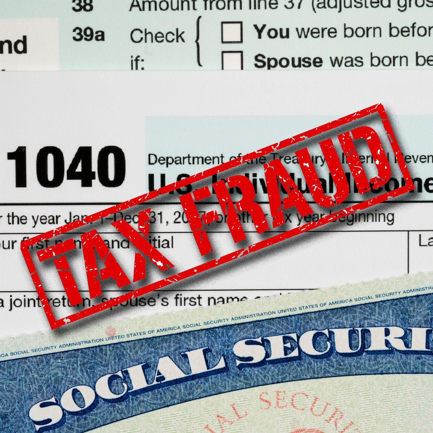 Preventing tax return fraud firewalls dont stop dragons falaconquin