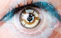 eyes scan