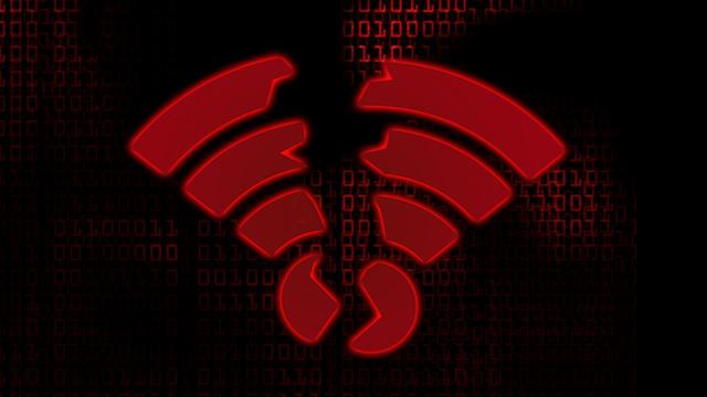 Netgear router hack